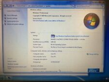 Toshiba Tecra R800 I3-2310m 4GB RAM 160GB HDD Windows 7