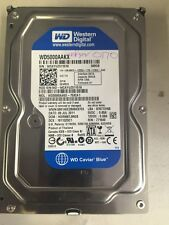 "Western Digital Caviar Blue 500 GB Internal 7200 RPM 3.5"" Hard Drive -WD5000AAKX"