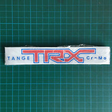 Tange TRX BMX Fork Decal for Old School 80s Cook Bro, JMC, Kuwahara, Quicksilver
