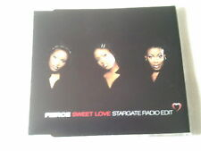 FIERCE - SWEET LOVE - UK PROMO CD SINGLE