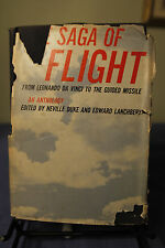 The saga of flight from leonardo da vinci DUKE AND LANCHBERY 1961 HC/DJ