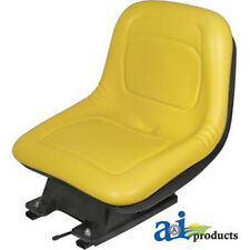 Lawn Mower Seat w/ Suspension Assembly