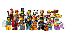 The LEGO Movie Minifigures 71004 Complete Set of 16 - New in Package