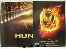The Hunger Games Movie Trading Card - 1x #069 Arena Poster