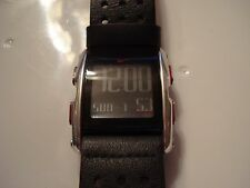 EXCELLENT NIKE TORQUE MEN'S SPORTS FITNESS WATCH WC0067 NEW BATTERY