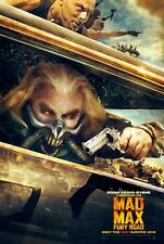 POSTER MAD MAX FURY ROAD CHARLIZE THERON TOM HARDY MEL GIBSON INTERCEPTOR #8