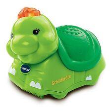 VTech Baby Tip Tap Tiere Schildkröte Grün Original Klein Kinderspiel Spielzeug