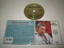 LE PACHA LA HORSE/SOUNDTRACK/SERGE GAINSBOURG(HORTENSIA/CD CH 404)CD ÁLBUM