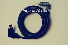 PANASONIC HDMI1.4 Swivel rotating CABLE 6FT 2M 3D DVD PS3 PS4 HDTV XBOX 1080P 4k