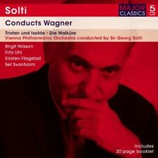 Plays Wagner - Solti (2013, CD NEU)5 DISC SET