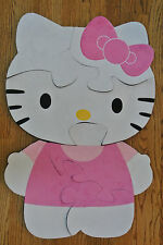 Hello Kitty, 2'x3' Soft Face 6-piece Floor Puzzle