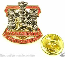 The Devonshire & Dorset Regiment Lapel Pin Badge (Devon & Dorsets)