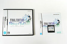 Final Fantasy Crystal Chronicles: Echoes of Time (Nintendo DS) JAPANESE IMPORT