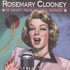 16 Most Requested Songs by Rosemary Clooney (CD, Aug-1989, Columbia/Legacy)676