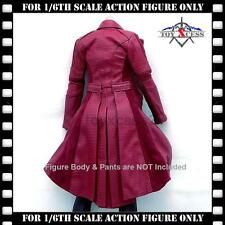 Hot Toys MMS 370 CAPTAIN AMERICA Civil War Scarlet Witch Figure 1/6 RED COAT