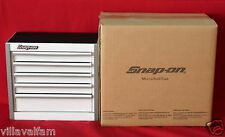 Snap On White  Mini Bottom Roll Cab Tool Box - Brand New