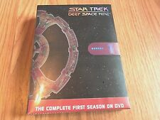 Star Trek:deep Space Nine:season 1 - DVD free shipping