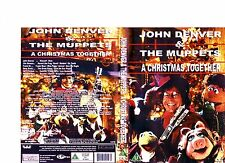 JOHN DENVER AND THE MUPPETS - A CHRISTMAS TOGETHER - DVD