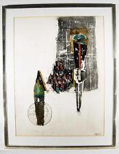 Johnny Friedlaender 1912 / große Radierung, signiert / E.A. épreuves d'artiste