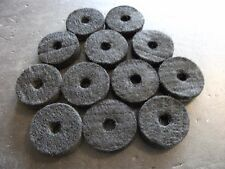 NEW! 12 Cymbal Stand Replacement Felt Washers for Crash, Ride, Hats, Drum Set.