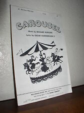 Carousel-You'll Never Walk Alone  by Rodgers/Hammerstein-S.A.B. (Williamson #32)