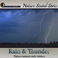 Rain and Thunder by Nature Sounds (CD, Jan-2009, CD Baby (distributor))
