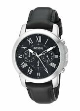 NEW Fossil FS4812 Grant Men's Chronograph Quartz Watch - FS4812