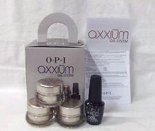 OPI Nail AXXIUM Trial Kit 4ct/pk