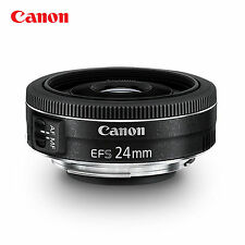 New CANON EF-S 24mm F2.8 STM  Lens