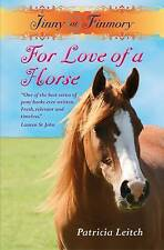 LEITCH, PATRICI-JINNY AT FINMORY: FOR LOVE OF A H  BOOK NEW