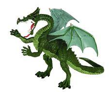 El gran Dragón verde 18 cm Serie Cometa Plastoy 60445