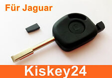 Car Key Blank Housing with the Crypto Transponder for JAGUAR S – TYPE
