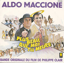 BOF PLUS BEAU QUE MOI TU MEURS / AVENIR, AVENIR ALDO MACCIONE FRENCH 45 SINGLE