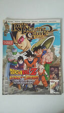 Magazine ROLE PLAYING GAME N°19 - Octobre 2009 - DRAGON BALL Z FINAL FANTASY