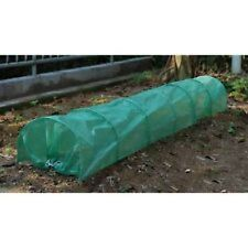10' Garden Tunnel Greenhouse - Free Shipping