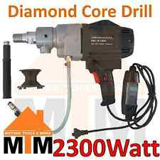 2300W Hand Held Wet and Dry Diamond Core Drill Concrete Machine Drilling