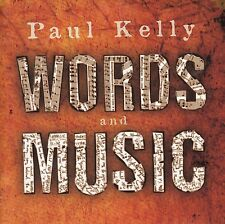 PAUL KELLY Words and Music CD