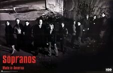 SOPRANOS GROUPS - JUNK YARD POSTER (87x57cm)  NEW WALL ART
