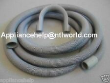 WASHING MACHINE DISHWASHER 3.6M METRE OUTLET DRAIN HOSE