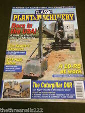 CLASSIC PLANT & MACHINERY - CATERPILLAR D6R - MARCH 2007