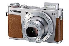 Canon PowerShot G9X/ G9 X silber    *NEU*SOFORT**OVP** direkt vom Canon shopNr1