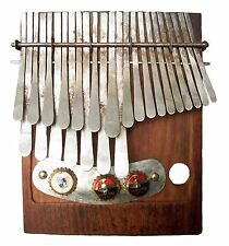 Handmade Mbira G mavembe (minor tuning) | FREE shipping + bag | Juma Thumb PIano