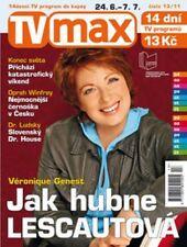 VERONIQUE GENEST JULIE LESCAUT PAUL WALKER Magazine