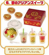 Re-ment Dollhouse Japan Have A Bite Ice Cream Sweet Snacks Rare rement No.06
