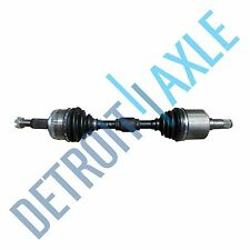 Front Driver Side CV Axle Shaft for 1993-2002 Nissan Quest and Mercury Villager