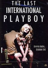 Dvd THE LAST INTERNATIONAL PLAYBOY - (2008) ......NUOVO
