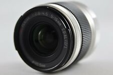 [Exc⁺⁺] PENTAX 02 Standard Zoom 5-15mm F2.8-4.5 ED Silver Lens For Q-Mount