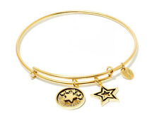 CHRYSALIS Friends and Family GODDAUGHTER Expandable Bangle CRBT0705GP