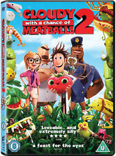 Cloudy With a Chance of Meatballs 2 (with UltraViolet Copy) [DVD]