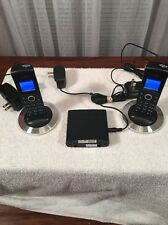 (2) RTX Dual Cordless #4088 SKYPE Phones
